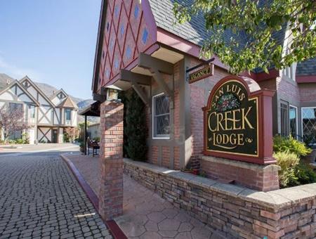 San Luis Creek Lodge Pet Friendly Hotels In Obispo